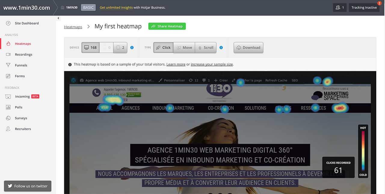 4 outils pour mesurer la performance de son site web !