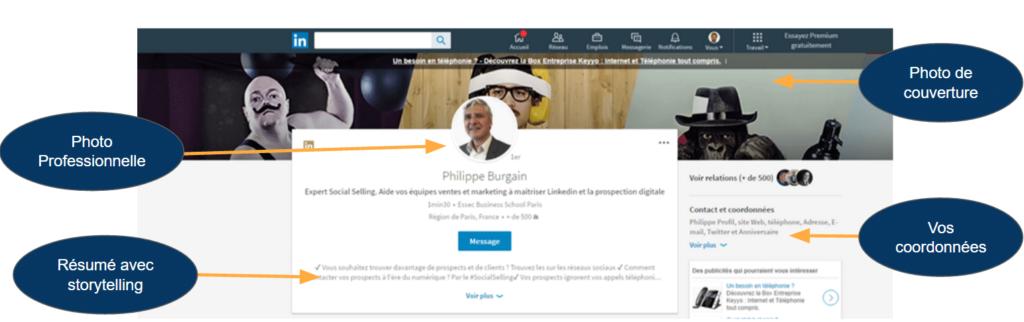 Social selling : 4 points importants pour optimiser votre profil