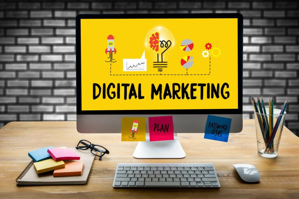 Digital marketing : 6 avantages pour votre entreprise