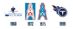 Histoire logo Titans
