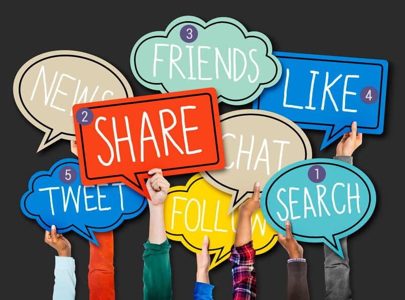 Engagement collaborateurs - Partage - Réseaux sociaux - 1min30