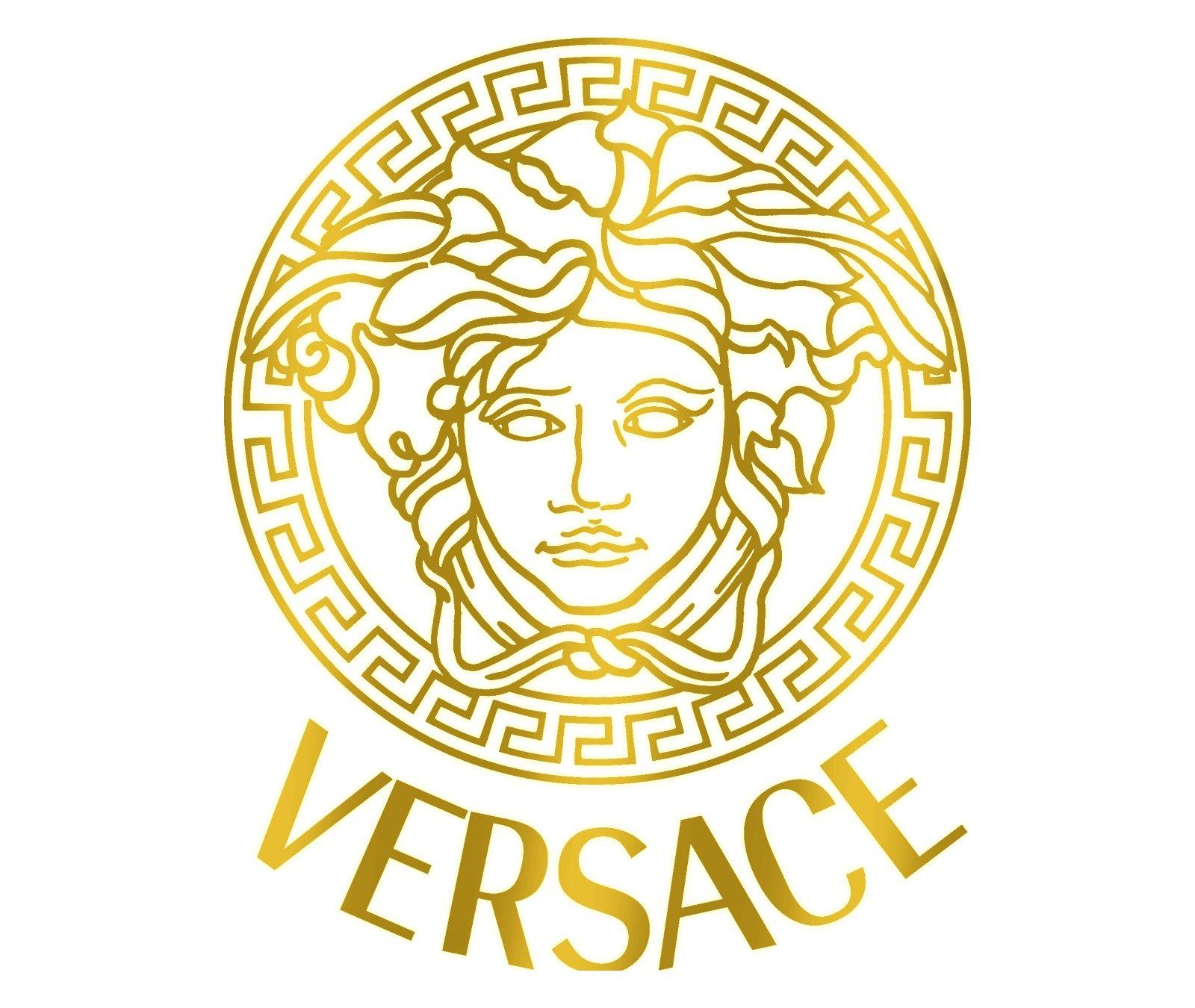 Versace logo : histoire, signification et évolution, symbole