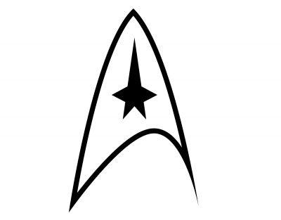 logo Star Trek