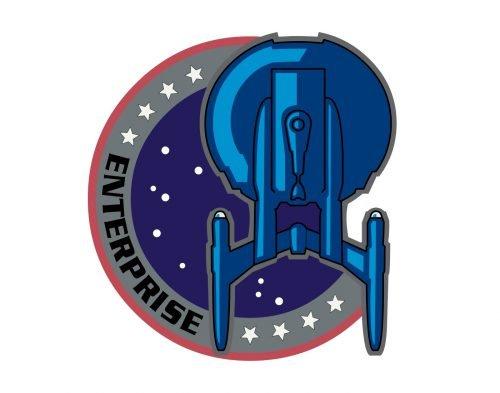 star trek enterprise logo