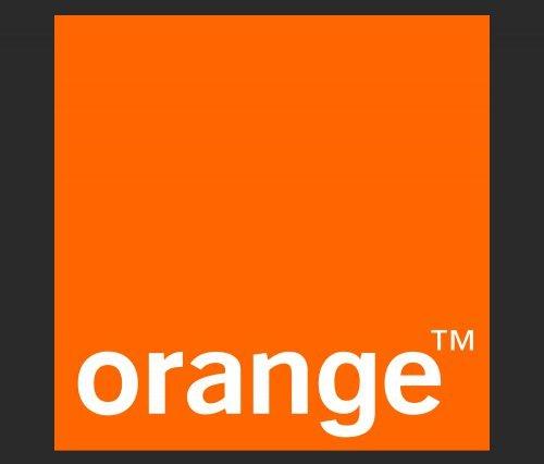 Orange emblem