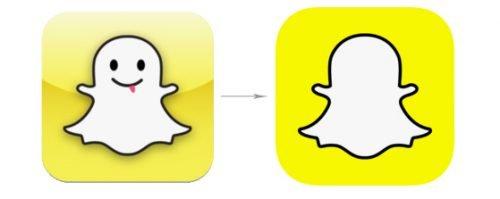 Histoire logo Snapchat