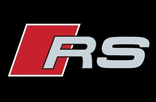 audi rs logo