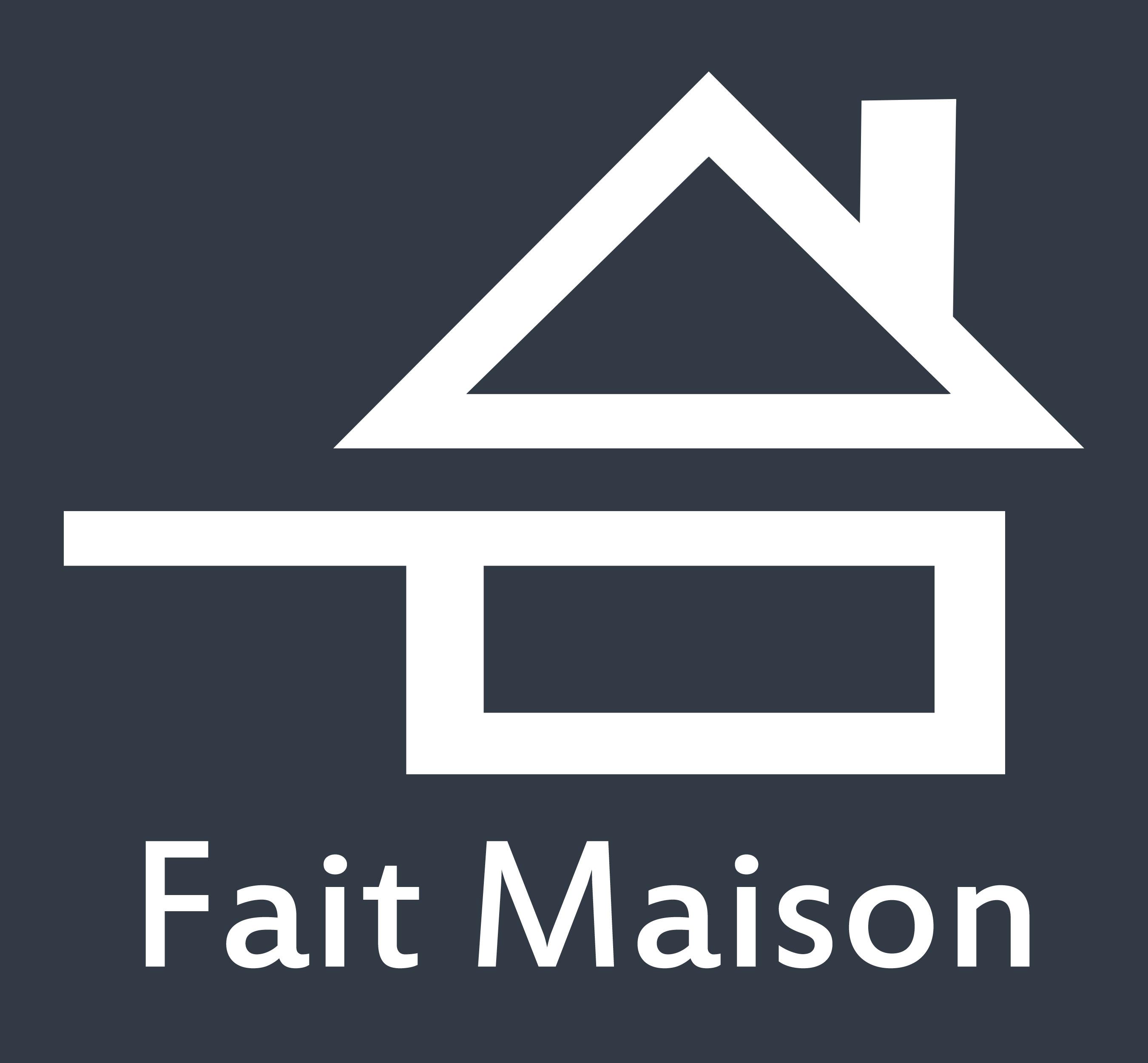 Fait Maison Logo Histoire Signification Et Evolution Symbole