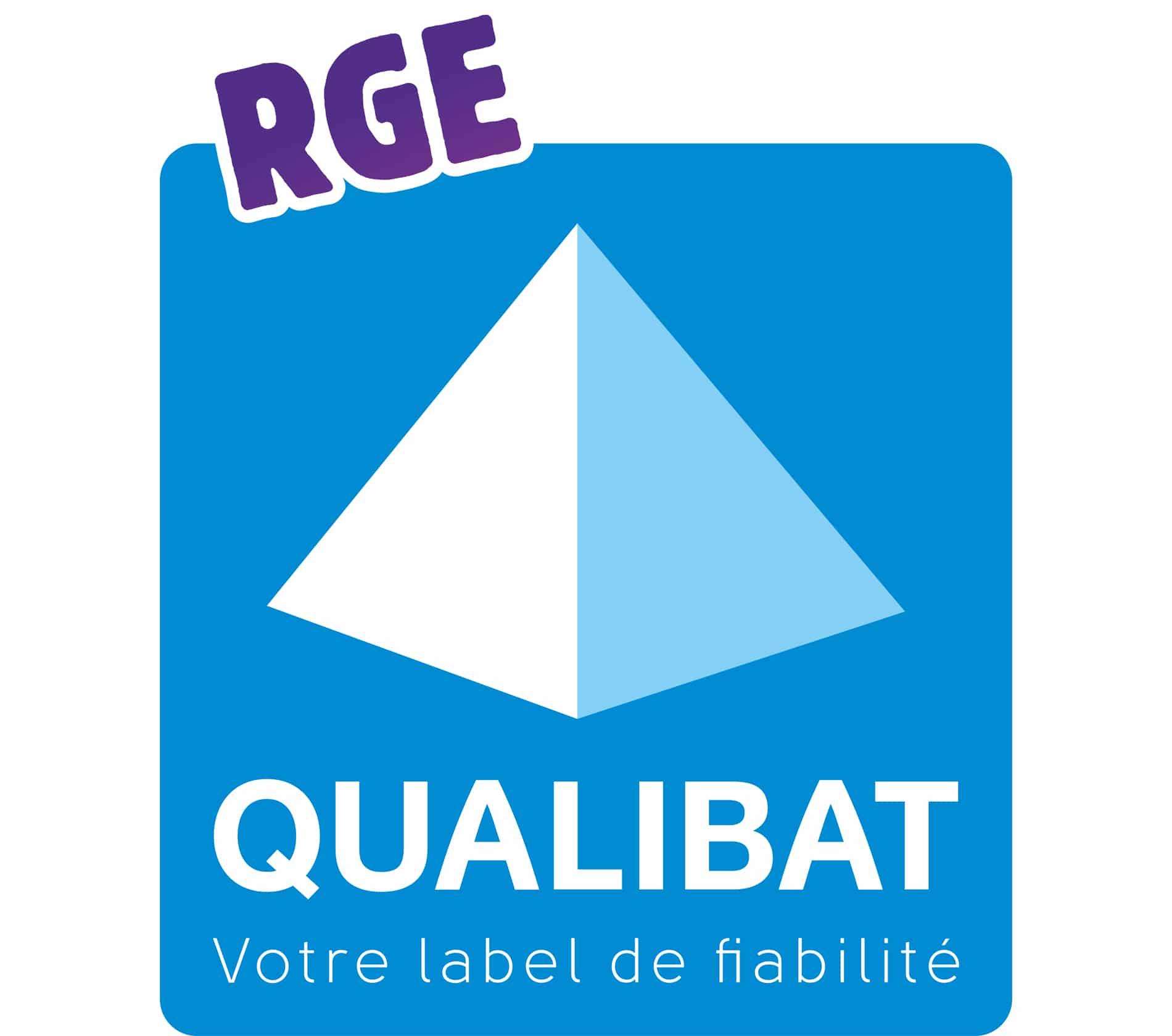 Qualibat RGE logo : histoire, signification et évolution, symbole