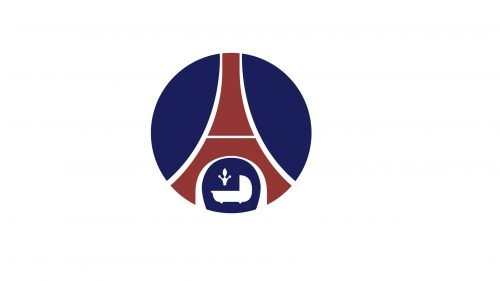logo PSG 1972-1982