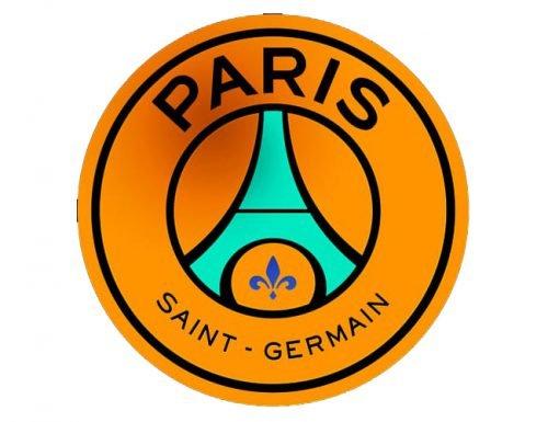logo PSG 1986-1987