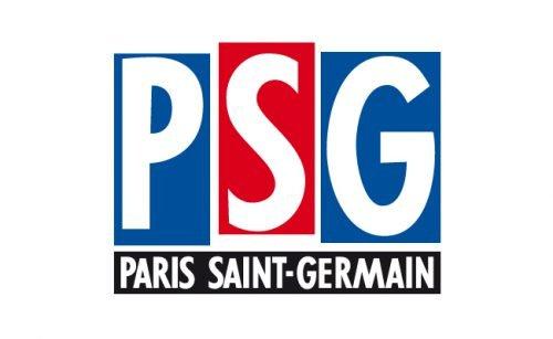 logo PSG 1992-1996