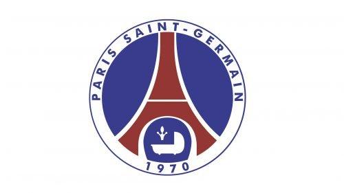 logo PSG 1996-2002