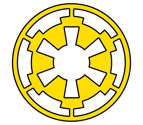 logo empire star wars