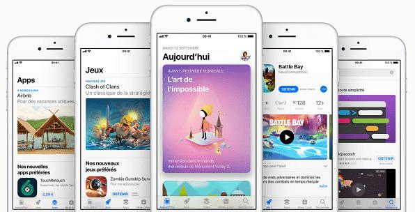 Nouvel App Store d'Apple : la pertinence d'un content marketing bien pensé