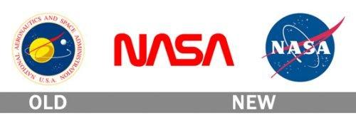 Histoire NASA logo