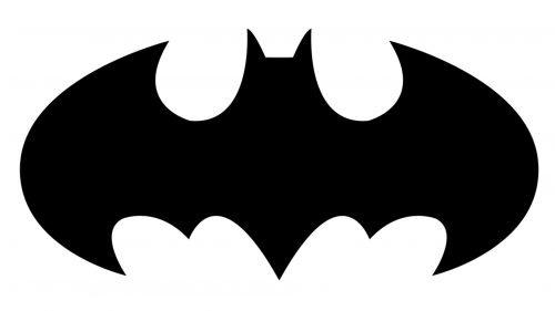 coleur batman logo