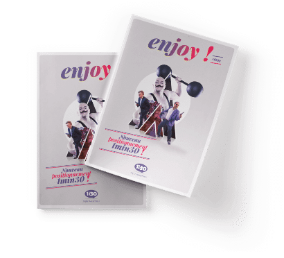 Enjoy ! #1 – Le positionnement de marque –  L'e-mag marketing, communication et vente