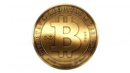 logo Bitcoin gold