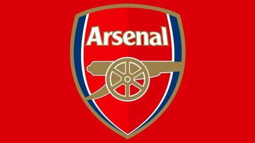 Couleur logo Arsenal