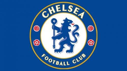 Couleur logo Chelsea
