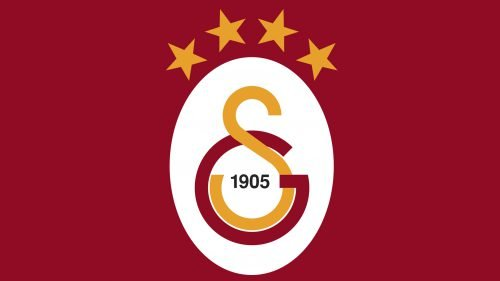Couleur logo Galatasaray