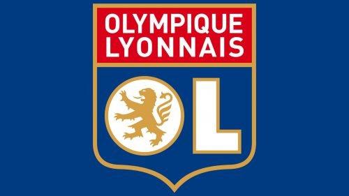 Couleur logo Olympique Lyonnais