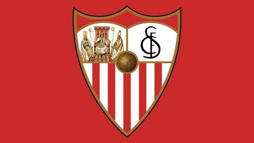 Couleur logo Sevilla FC