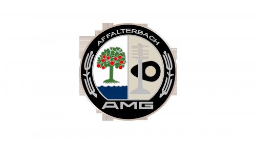 Couleur logo AMG