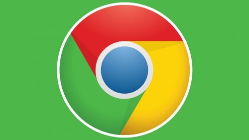Couleur logo Chrome