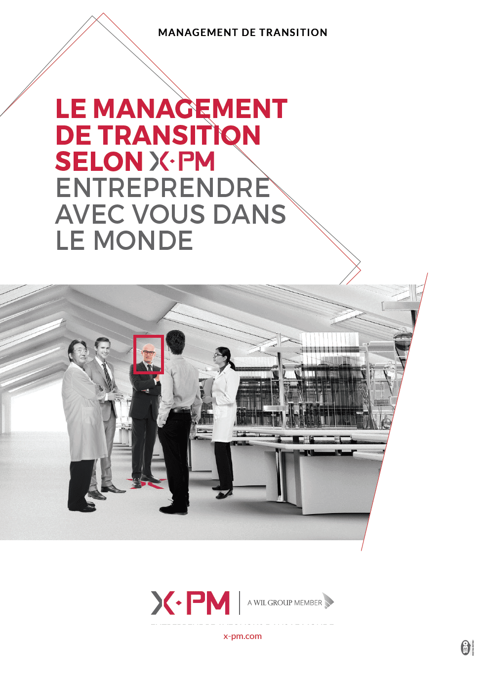 La management de transition selon x-pm