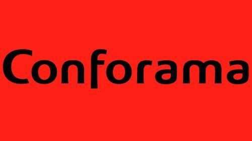 Couleur logo Conforama