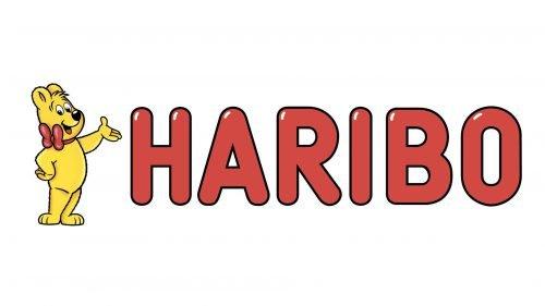 Couleur logo Haribo