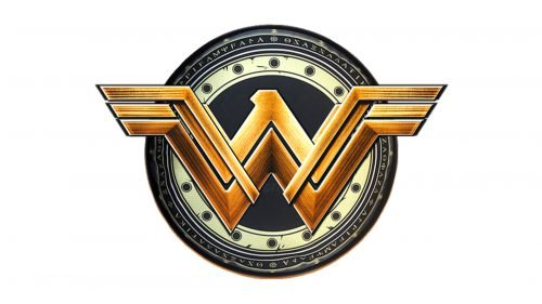 Couleur logo Wonder Woman