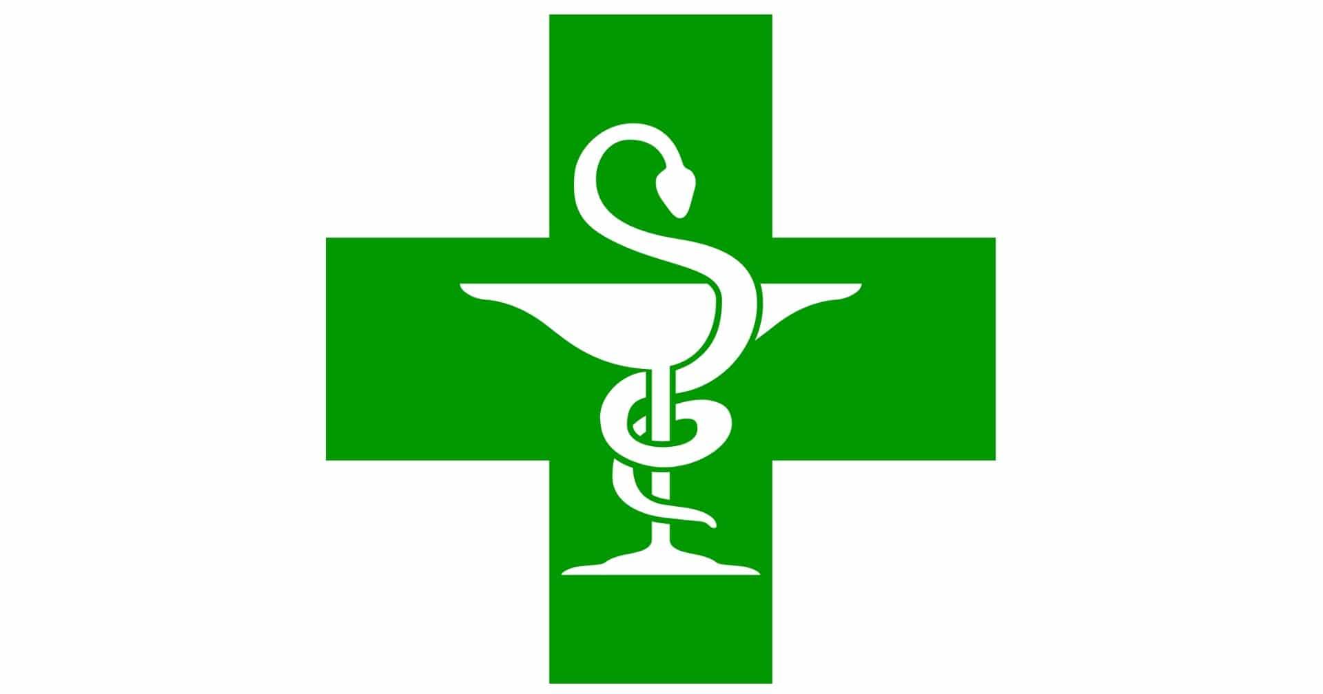 Pharmacie logo : histoire, signification et évolution, symbole