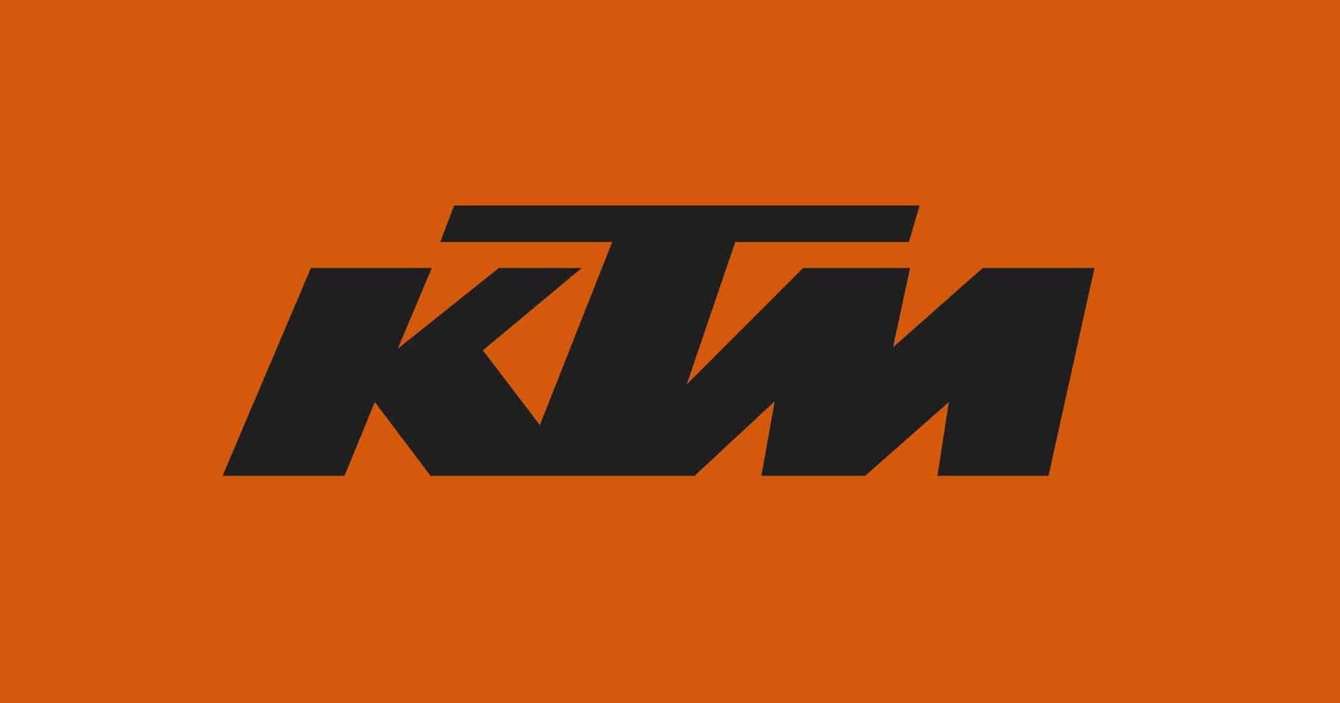 KTM logo : histoire, signification et évolution, symbole