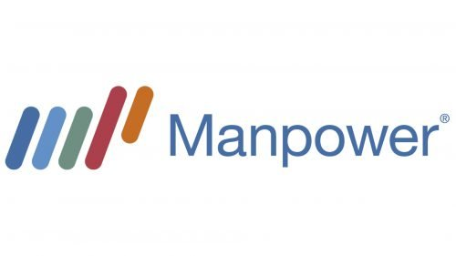 Couleurs logo Manpower