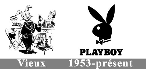 Playboy logo histoire