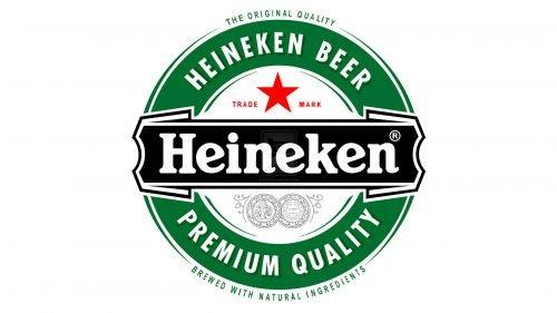 heineken beer logo