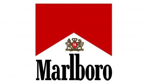 old marlboro logo