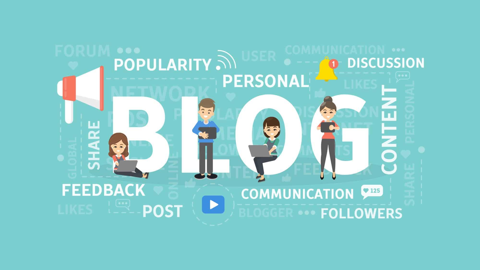 10 bonnes raisons de concevoir un blog d'entreprise