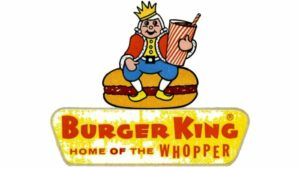 logo Burger King de 1957 à 1969