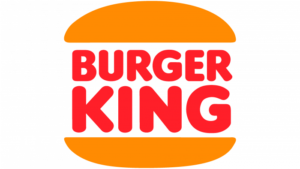 logo Burger King de 1994 à 1999