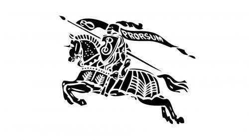 burberry kids logo