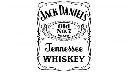 jack daniels whiskey logo