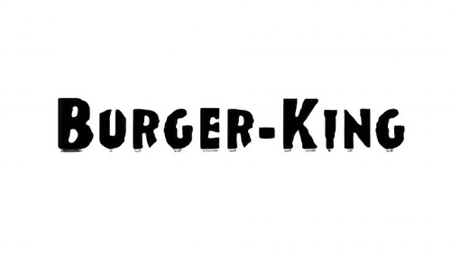 logo Burger King de 1954 à 1957
