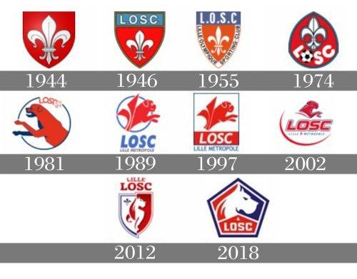 Histoire logo Lille