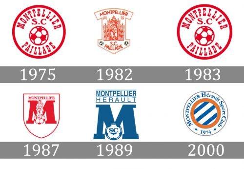 Logo Montpellier histoire