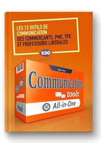 Les 12 outils de communication des commerçants, PME, TPE et professions libérales