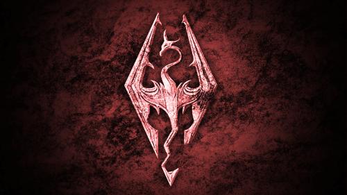 Emblème Skyrim